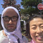ちす!kisoさんに家族旅行に来てもらったよ〜〜2017年GW