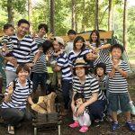 仲良し家族が集まってキャンプは100倍楽しい!!