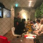 短パン社長とOWNDAYS田中修治社長 スペシャルトークライブで